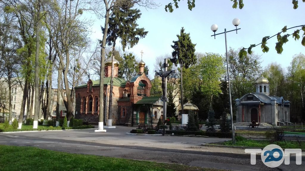 Свято-Воскресенський храм - фото 1