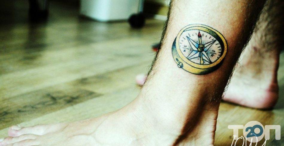 Татуювання в місті Південної річки, тату-салон - фото 2