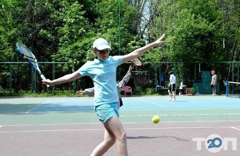 Смеш, тенісний клуб - фото 1