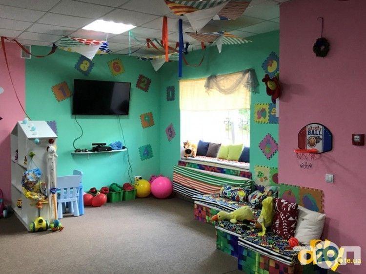 Територія невгамовних,дитячий клуб - фото 1