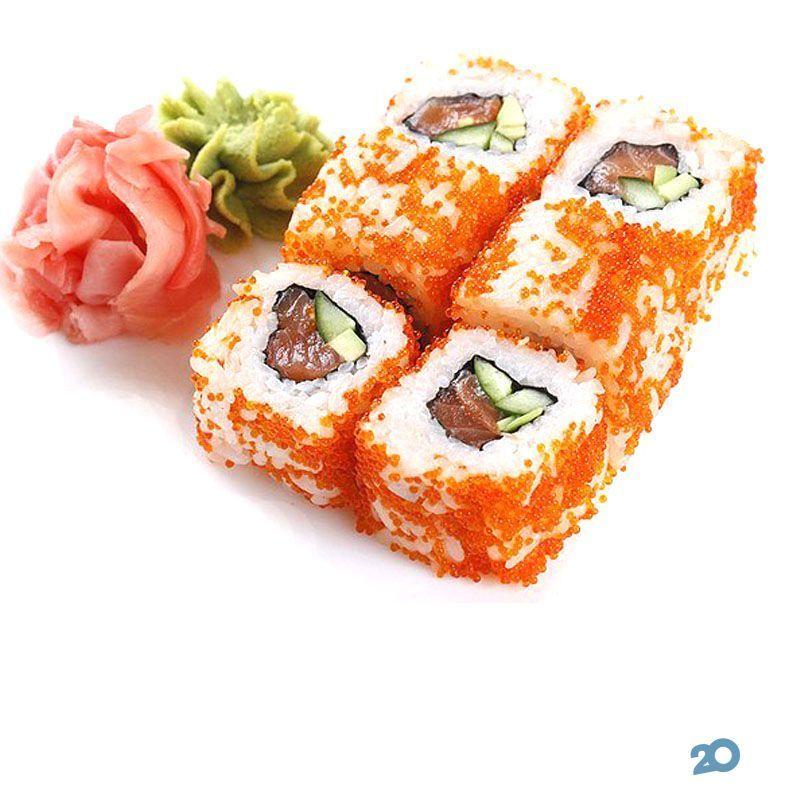 Токіо, доставка суші - фото 3
