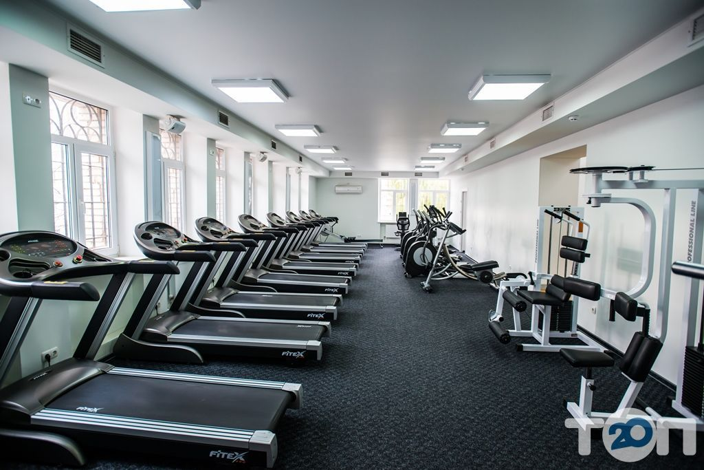 Top Gym, фітнес клуб - фото 13