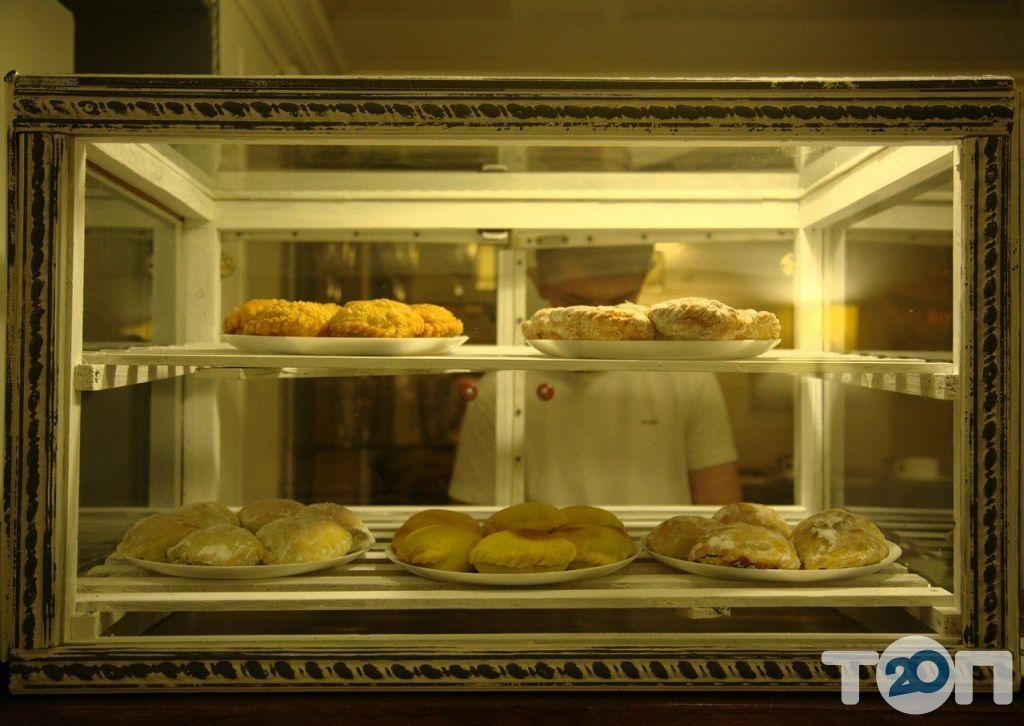 Шпинат, вегетаріанське кафе-галерея - фото 4