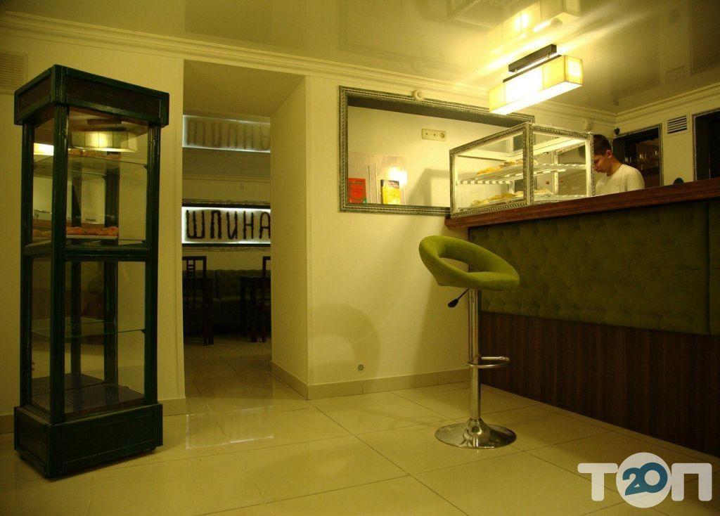 Шпинат, вегетаріанське кафе-галерея - фото 5