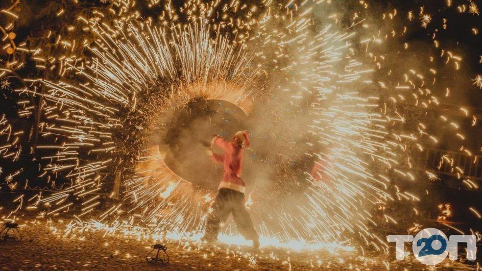 Fiery Dream Вінницький Театр Вогню - фото 2