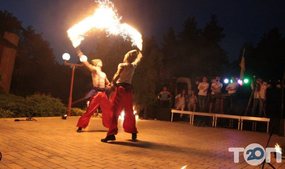Fiery Dream Вінницький Театр Вогню - фото 5