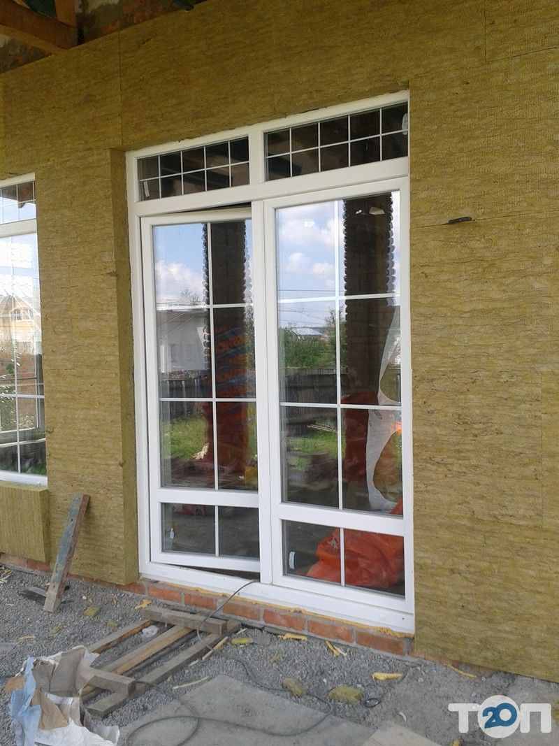 Візаж, вікна та двері - фото 7