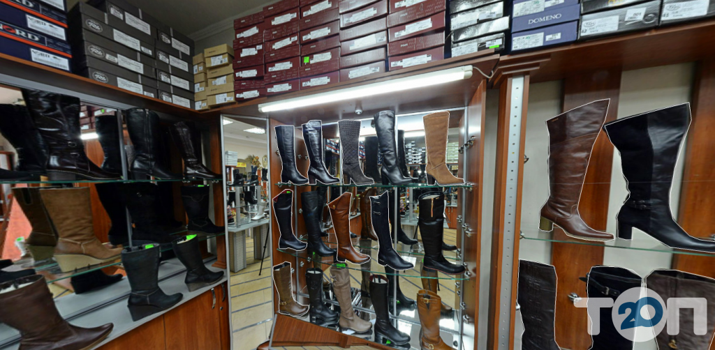 Владіс, магазин взуття - фото 2