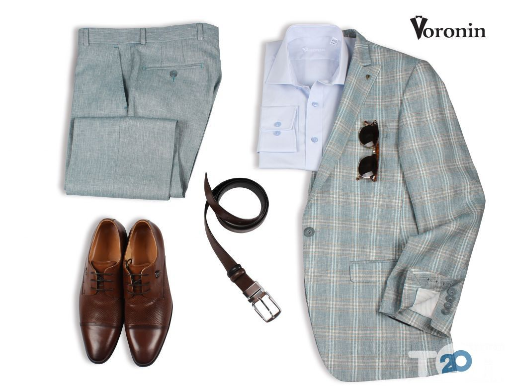 VORONIN, магазин чоловічого одягу - фото 1