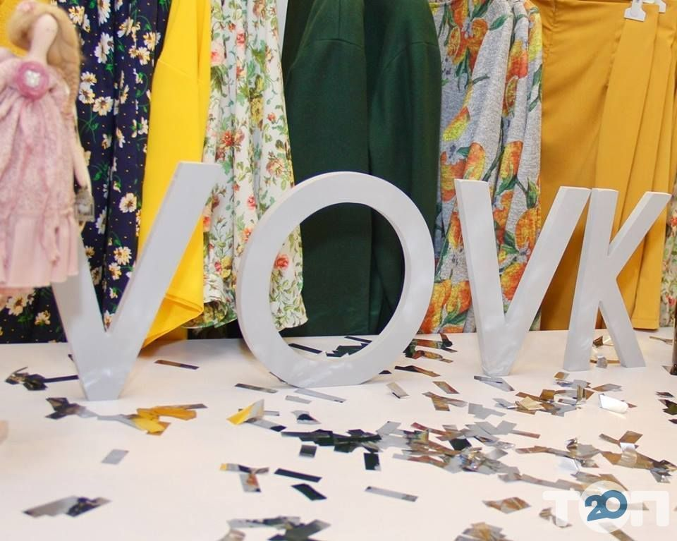 VOVK, студія одягу - фото 19