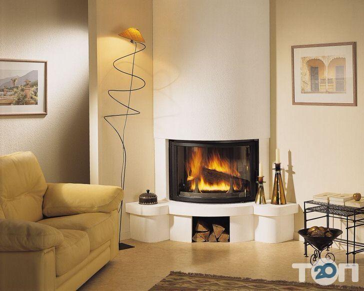 West fireplace, магазин камінів - фото 4