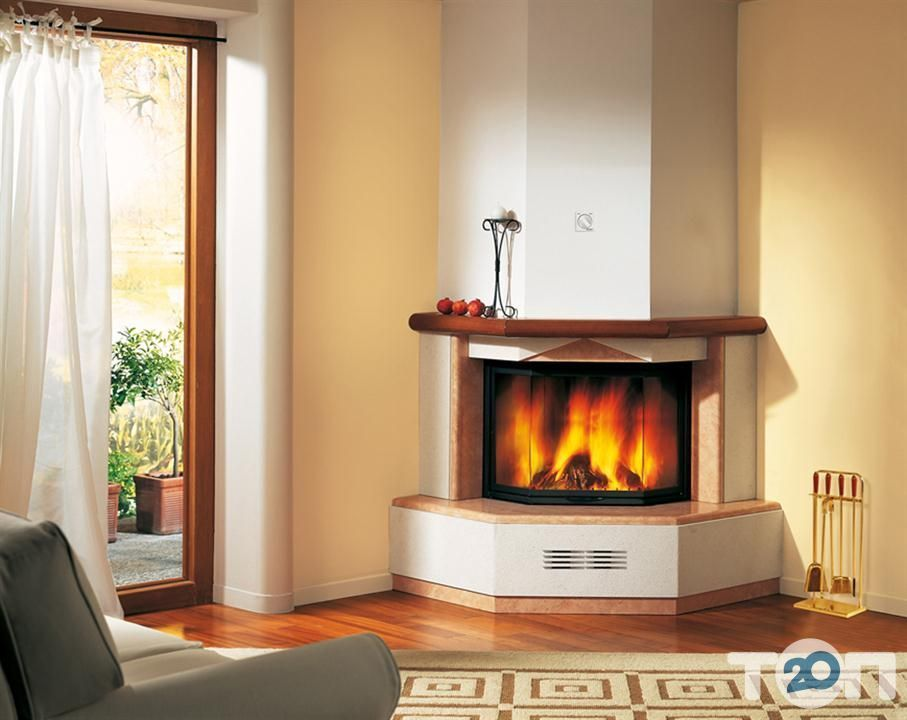 West fireplace, магазин камінів - фото 6