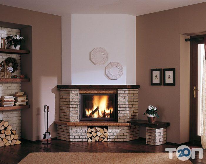 West fireplace, магазин камінів - фото 2