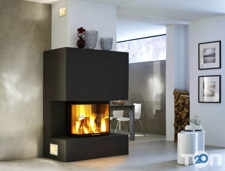 West fireplace, магазин камінів - фото 5