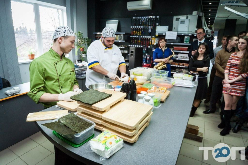 Ямакасі, доставка суші - фото 4