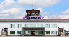 Регіональний аеропорт ім. С. Корольова - фото 1