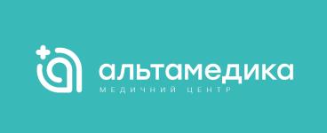Логотип Альтамедика м. Вінниця
