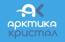 Логотип Арктика кристал м. Вінниця