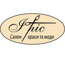 Логотип Ирис, салон красоты г. Тернополь