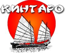 Логотип Кинтаро, доставка суши и роллов г. Винница