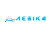Логотип Левіка, стоматологічна клініка м. Вінниця