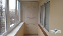 Людмила, облаштування балконів - фото 1