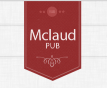 Логотип Маклауд паб, ірландський паб м. Вінниця