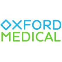 Логотип Оксфорд Медікал, медичний центр м. Вінниця