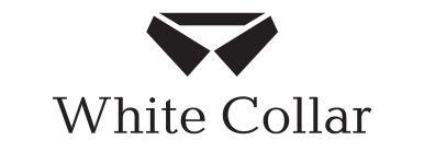 Логотип White Collar, бизнес-курс английского языка г. Винница