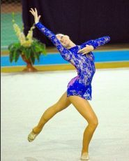 Школа шпагату Лізи Горлової, художня гімнастика фото
