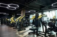 GBS Level, спортивний зал фото
