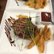 REBRO grill & bar, ресторан фото