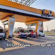 БРСМ-Нафта, АЗС фото