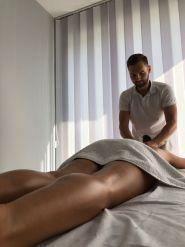 Power massage, послуги масажу фото
