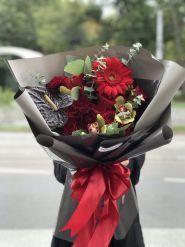 FloraDeLuxe, студія квітів фото