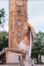 La П'єц, доставка піци на дровах фото