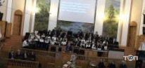 """Баптистська церква """"Дім Євангелія"""" фото"""