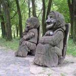 Об'єднання парків культури і відпочинку м.Тернополя фото