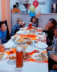 Orange, детский клуб-кафе фото