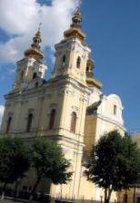 Спасо-Преображенський кафедральний собор фото