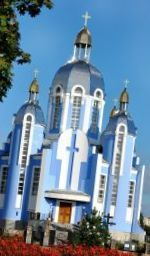 Церква Покрова Богородиці фото