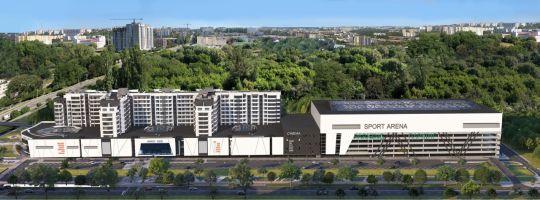 SPORTCITY, торгівельно-розважальний спортивно-оздоровчий житловий комплекс - фото 7