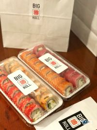 Bigroll, суші-бар - фото 4