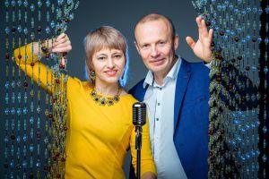 Ведучі Сергій та Руслана Магденко (Event-студія Magik) - фото 1
