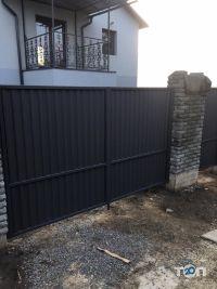 Відкатні ворота & Сходи - фото 9