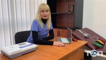 Ходсон-Томас Ірина Павлівна, лікар-кардіолог фото