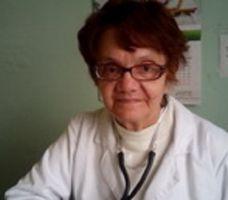 Рибінцева Ганна Михайлівна, лікар-терапевт дільничний - фото 1