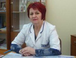 Пупань Надежда Анатольевна, семейный врач фото