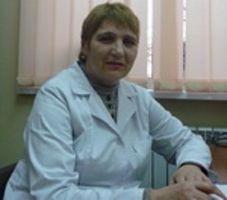 Шпак Лідія Семенівна, лікар-педіатр дільничний фото