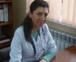 Токаренко Каринэ Степановна, врач-педиатр участковый - фото 1